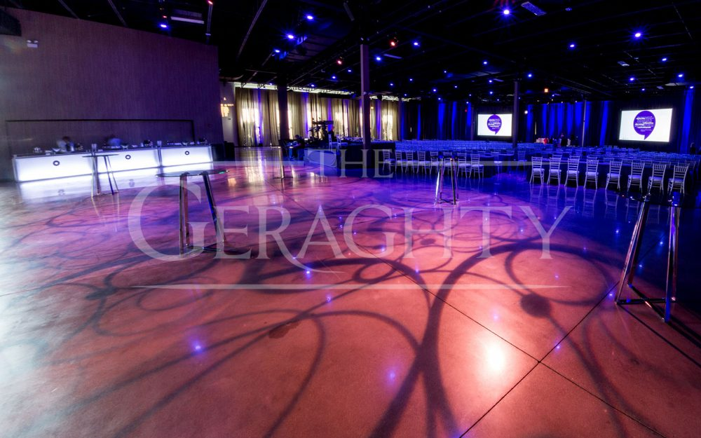 The Geraghty, A venue of possibilities, Chicago event venue, Corporate events, Kehoe Designs, Web-Cast, Broadcast, corporate communications