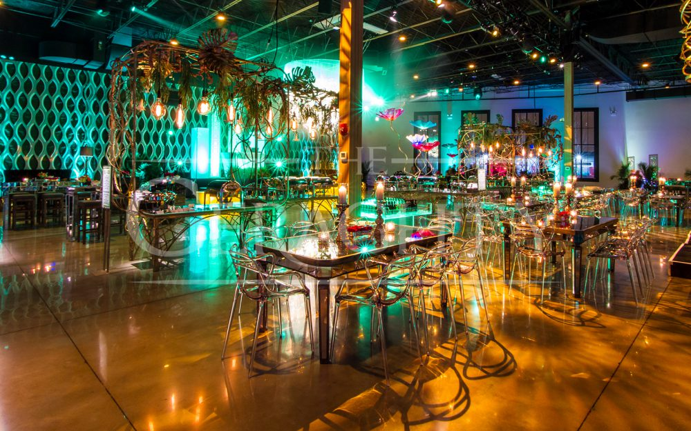 The Geraghty, venue, event space, Chicago venue, corporate holiday party, holiday party, a venue of possibilities, technical production